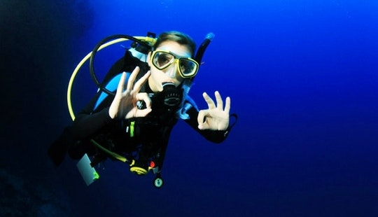Underwater Expereince In Bali, Indonesia
