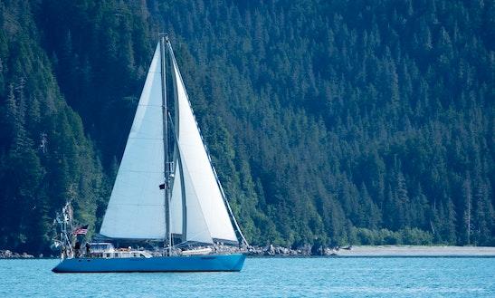 Experience Seward, Alaska On 65' S/v