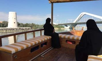 Cuztomized Wooden Boat for 20 People in Abu Dhabi, United Arab Emirates