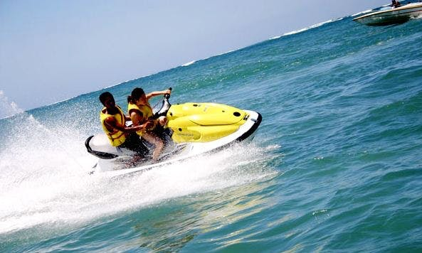 Experience the rush of touring the sights of Bali, Indonesia - Rent a Jet Ski
