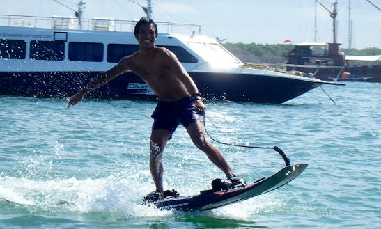 Enjoy Jet Surf In Denpasar Selatan, Indonesia