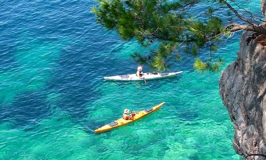 Rent A Kayak In Trogir, Croatia
