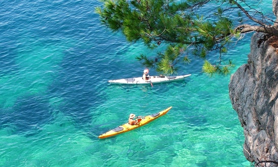 Rent A Kayak In Trogir, Croatia