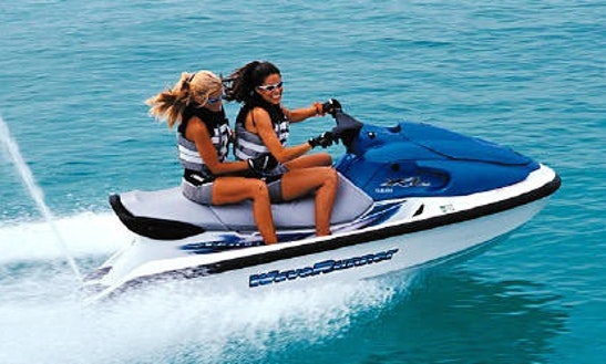 Explore Bali, Indonesia On A Jet Ski