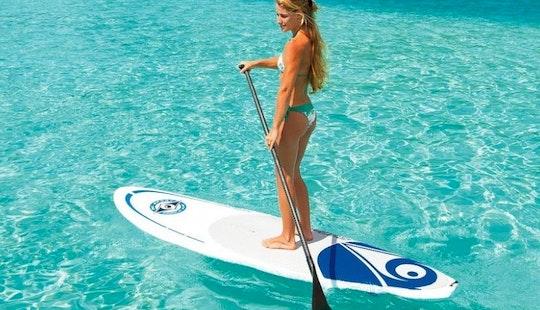 Enjoy Stand Up Paddleboarding In Orebić, Croatia
