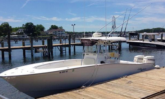 Fishing Charter 31' Cape Horn Center Console In Point Pleasant Beach, New Jersey