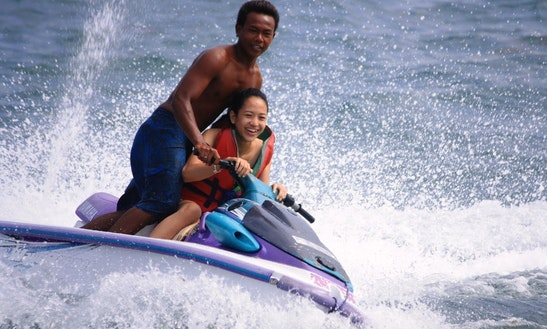 Have An Amazing Time In Bali, Indonesia  On A Jet Ski