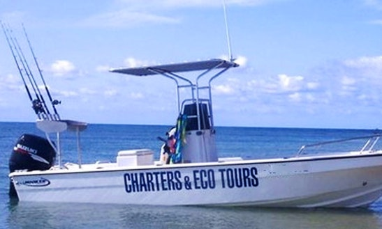 Enjoy Fishing In Proserpine, Queensland On Center Console