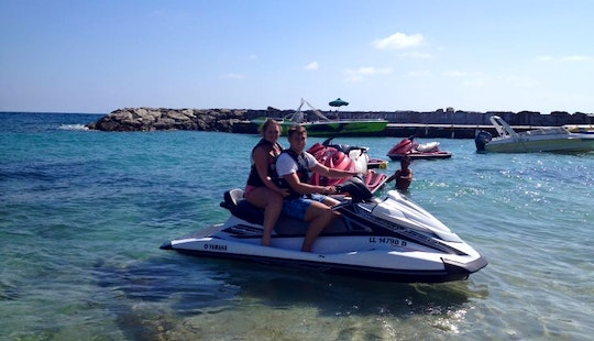 Rent A Jet Ski In Paphos, Cyprus For 2 Pax