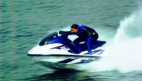 Rent A Jet Ski In Paphos, Cyprus For 1 Pax
