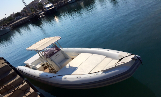 Rent 33' Master Rigid Inflatable Boat In Palermo, Italy