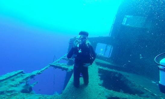 Enjoy Diving Trips & Lessons In Sakarya, Cyprus