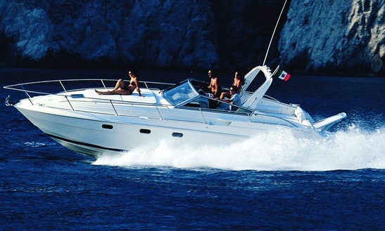 Charter 32' Genius Motor Yacht In Catania, Italy