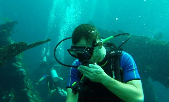 Enjoy Diving Courses In Tarumajaya, Indonesia