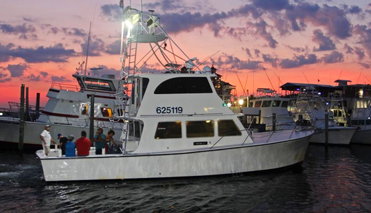 Fishing Charter 45ft