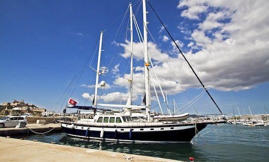 Charter 74' Lloyds Gulet In Ta' Xbiex, Malta