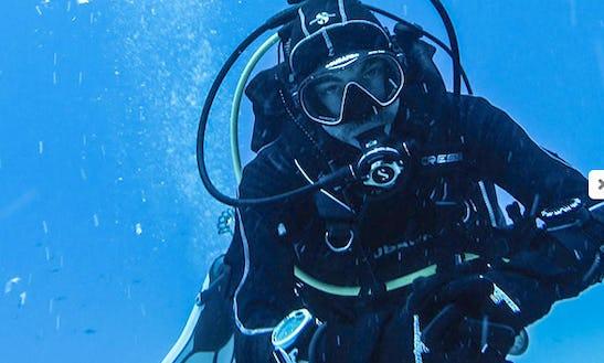 Enjoy Diving Trips & Lessons In Mellieħa, Malta