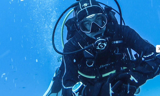 Enjoy Diving Trips & Lessons In Mellieħa, Malta