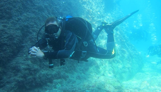 Enjoy Diving Lessons In Saint Paul's Bay, Malta