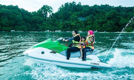 Rent A Jet Ski In Pulau Pangkor, Malaysia