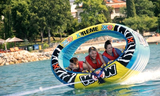 Enjoy Wow Xtreme Rides In Njivice, Croatia