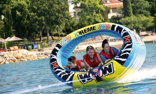 Enjoy Wow Xtreme Rides In Njivice, Croatia