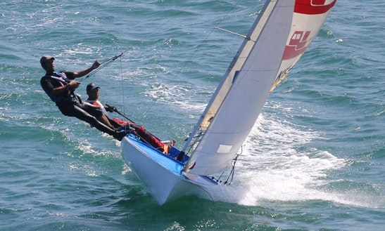 Rent Laser Sailing Dinghy In Mombasa, Kenya