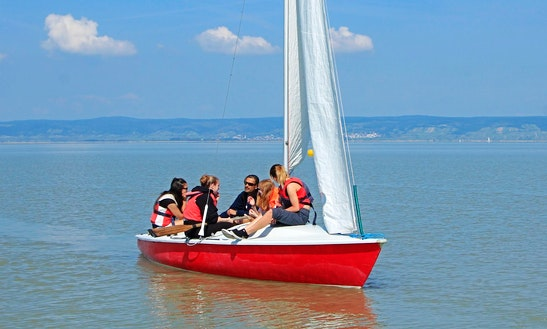 Rent Jolle Aquila Sailing Dinghy In Podersdorf Am See, Burgenland