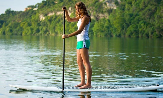 Rent Stand Up Paddleboard in Podersdorf am See, Burgenland