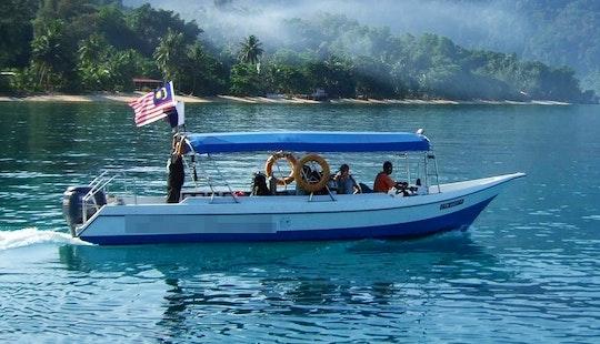 Scuba-diving School On Tioman Island - Malaysia