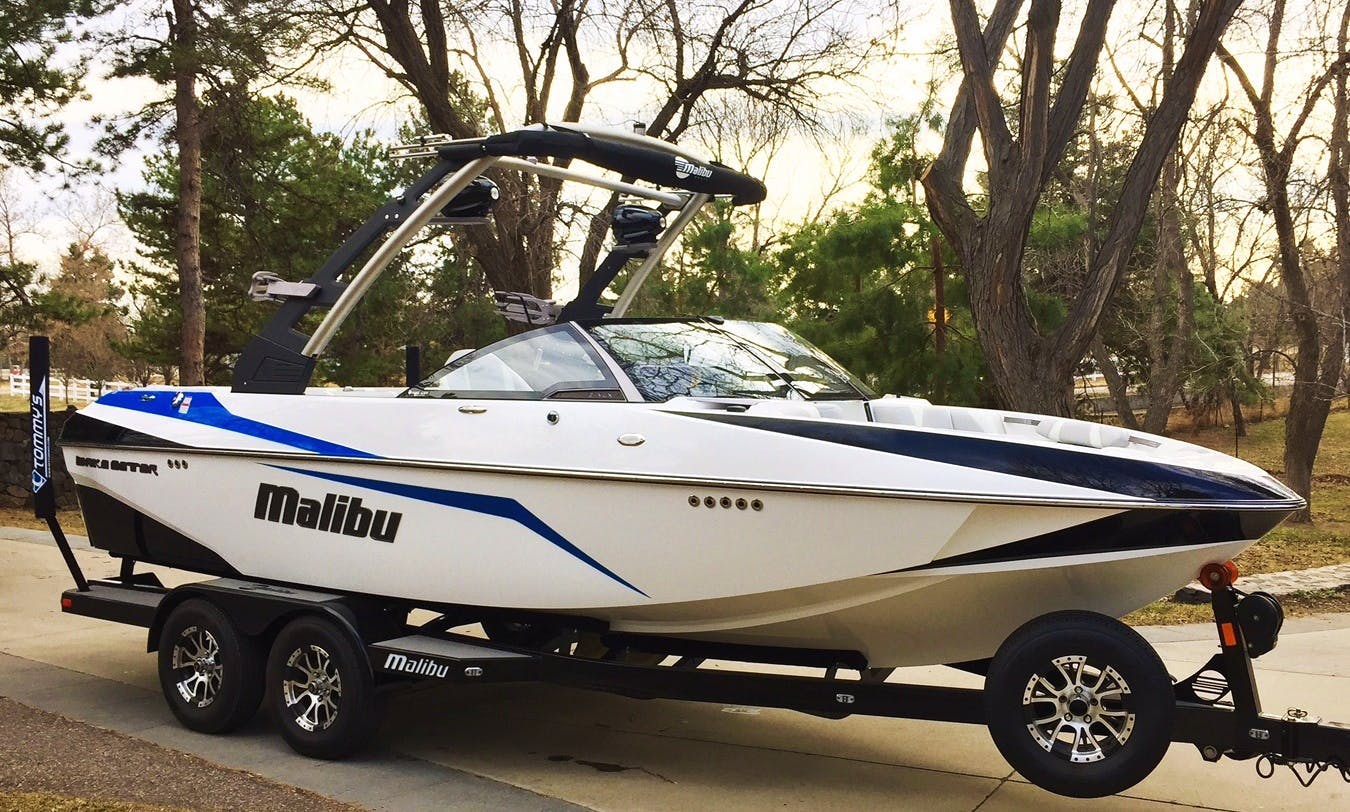 2017 Malibu Wakesetter 21 VLX