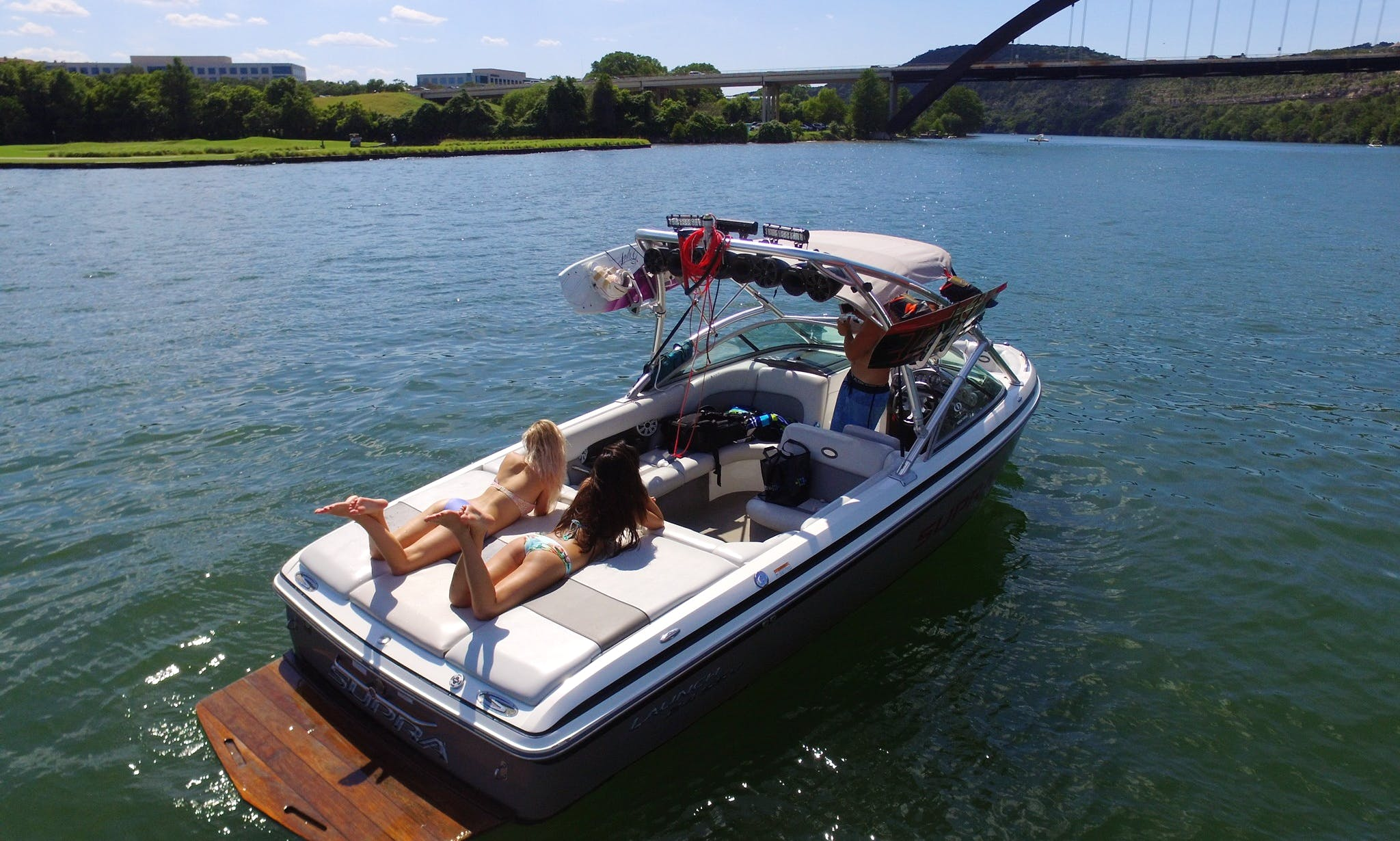 24ft Supra Wakeboard/ Surf Boat - Supra 24SSV Gravity Games Edition (Multiple boats available!)