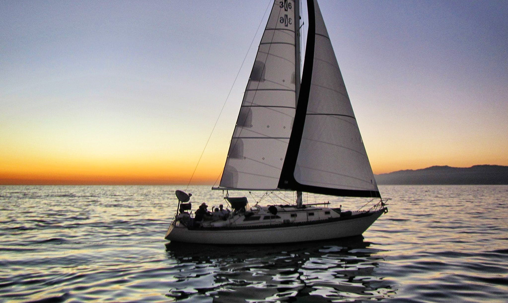 Gourmet Sailing Charter with Old Plank Adventures