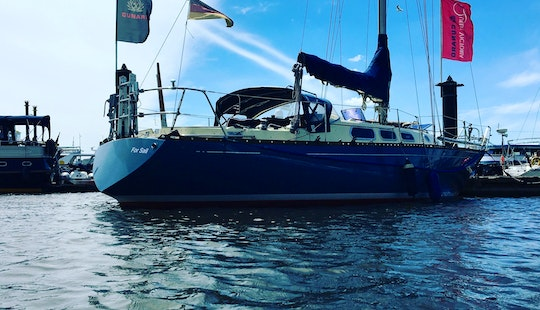 36' Sloop Charter In Hamburg, Germany