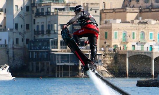 Enjoy Hoverboarding In Birkirkara, Malta