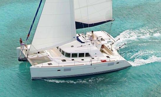 Charter A Cruising Catamaran In Ta' Xbiex, Malta