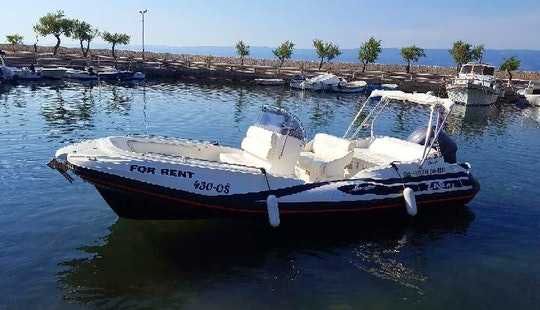 20 Person 2006 Zar 61 Rib For Rent In Duće Omis