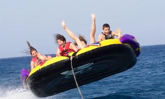 Enjoy Crazy Sofa Rides In San Pawl Il-baħar, Malta