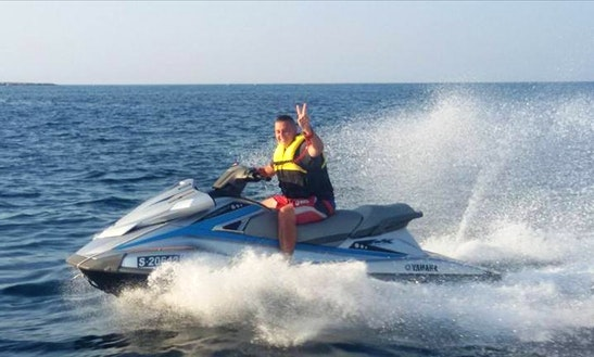 San Pawl Il-baħar Jet Ski Rides - Malta
