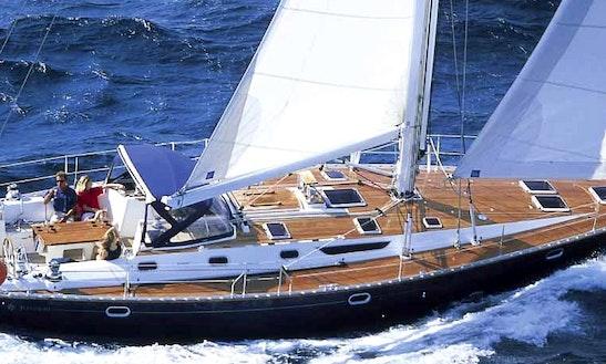 Charter 52' Jeanneau Cruising Monohull In Gozo, Malta