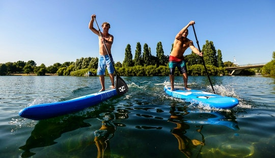 Rent A Stand Up Paddleboard In Wągrowiec, Poland