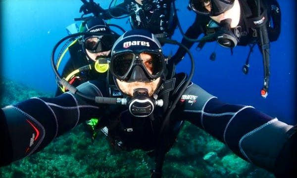 Enjoy Diving Courses in Zagreb, Croatia