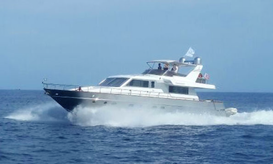 Charter 66' Silver Diamond Power Mega Yacht In Is-swieqi, Malta