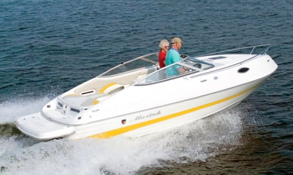 Rent 22' Mariah Motor Yacht in Tisno, Croatia