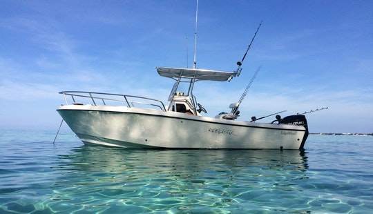 Fishing Charter In George Town, Cayman Islands With Captain Julz