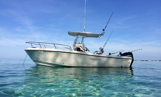 Enjoy Fishing In George Town, Cayman Islands With Captain Julz