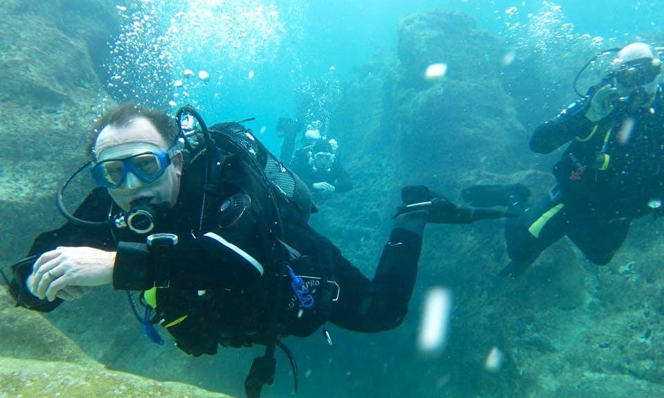 Discover Scuba Diving in San Pawl il-Baħar, Malta