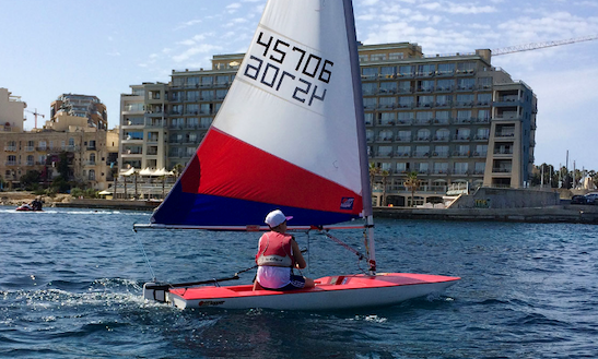 Rent Laser Sailing Dinghy In Rabat, Malta