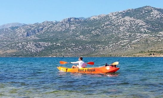 Enjoy Kayak Tours In Starigrad, Rovanjska, Croatia