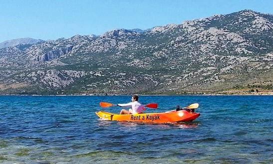 Enjoy Kayak Tours In Starigrad, Rovanjska, Croatia